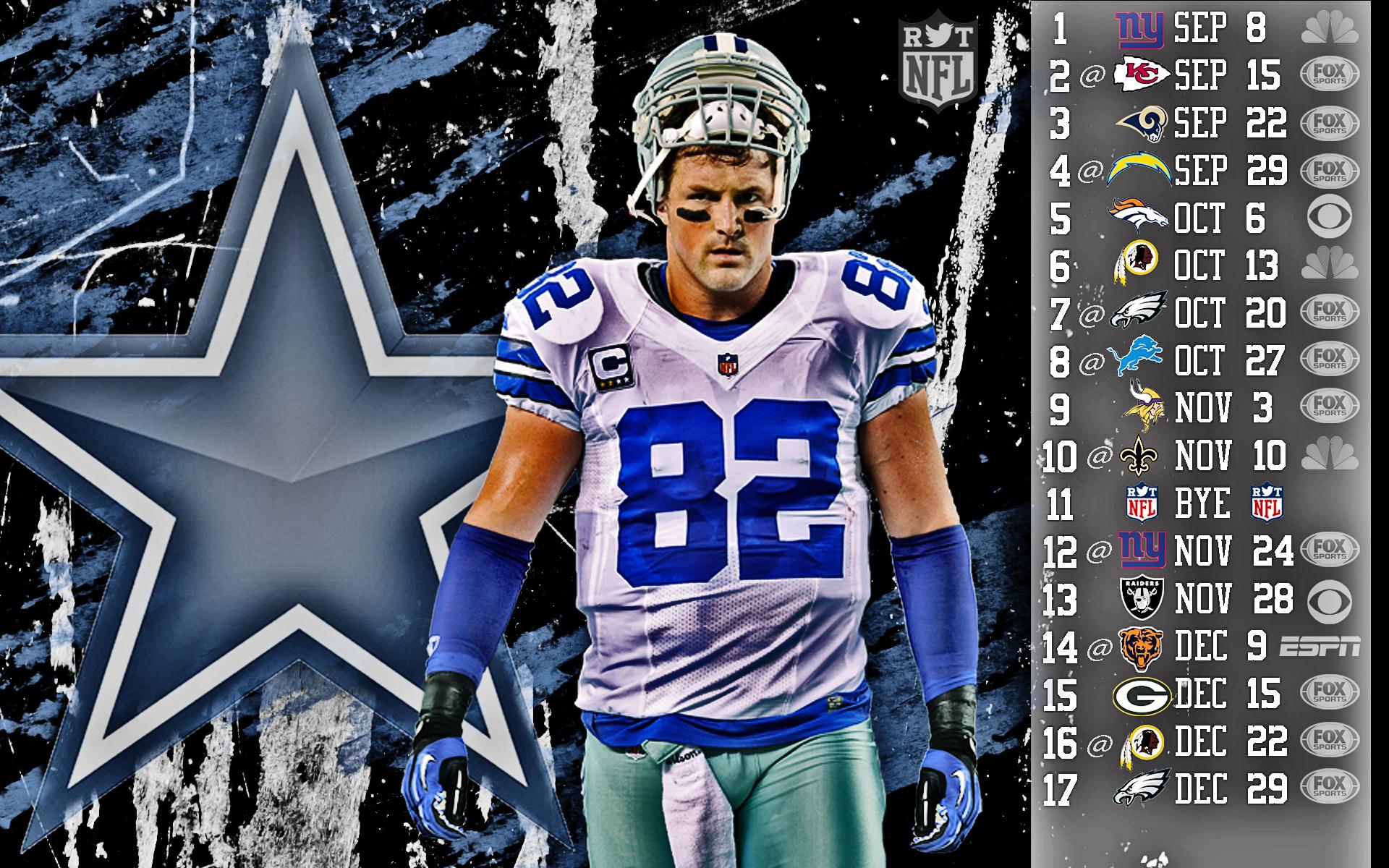 Jason Witten Dallas Cowboys Wallpaper by NathanHankinson on DeviantArt