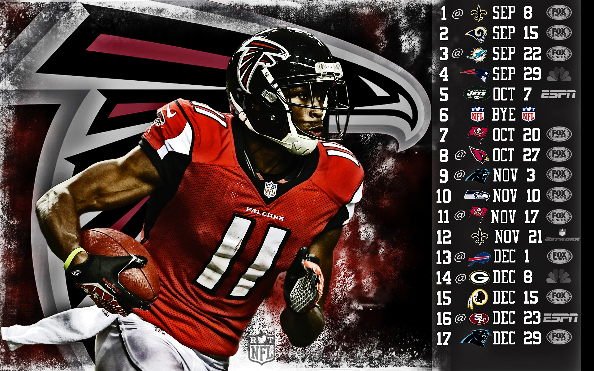 Falcons Wallpaper: 301 Moved Permanently