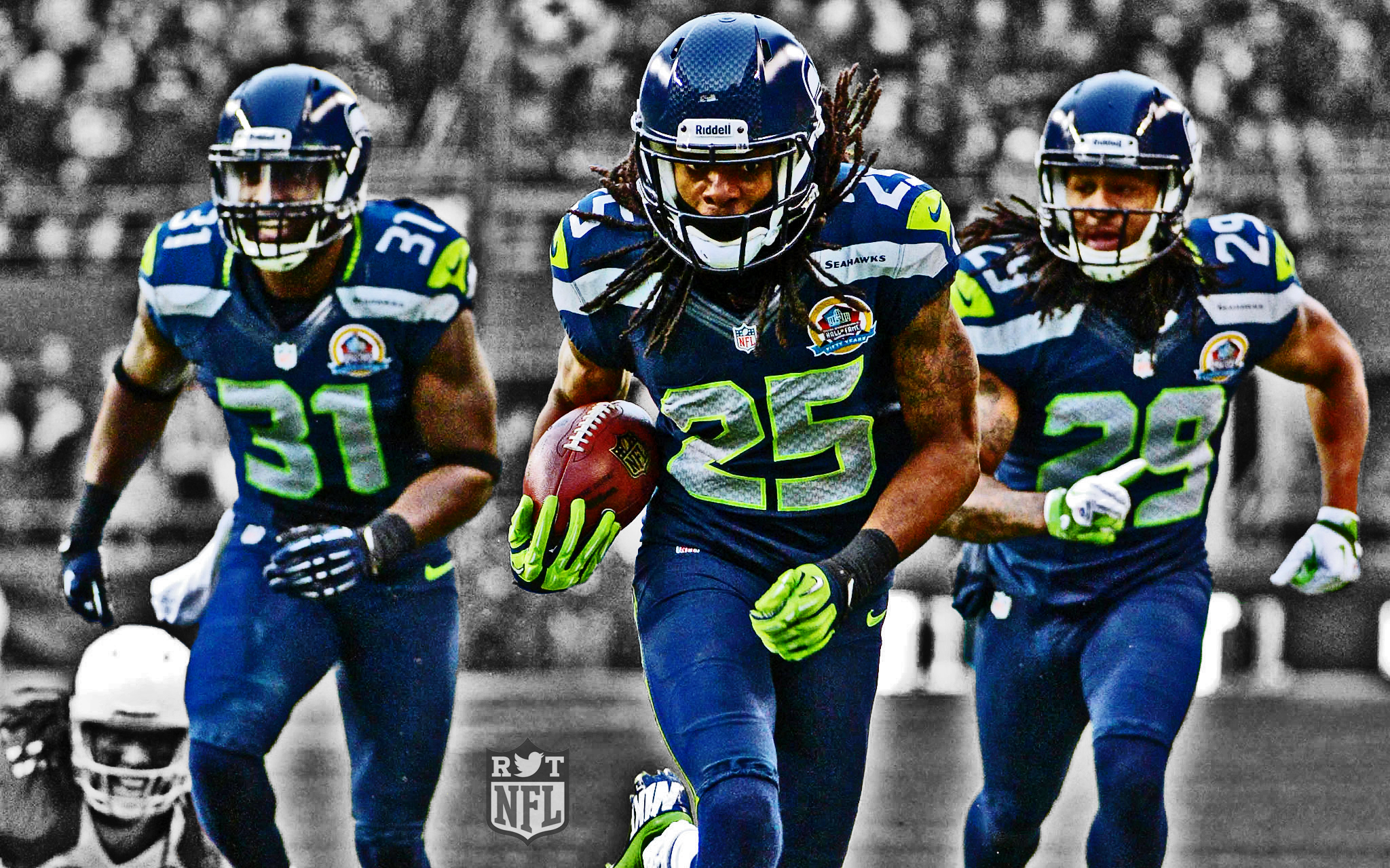 Seattle Seahawks | HDR Sports